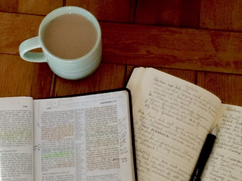 Morning Bible Study